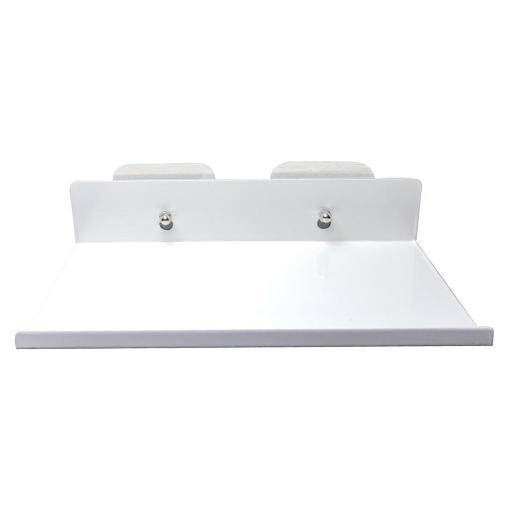 miniatura 44 - Durevole In Acciaio Al Carbonio Mensola Mobile Rack per la Casa