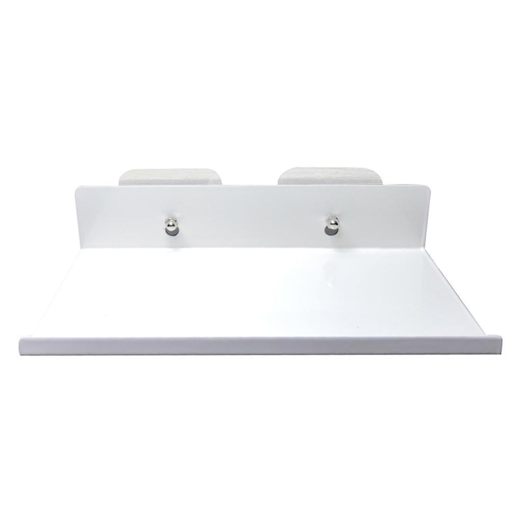 miniatura 45 - Durevole In Acciaio Al Carbonio Mensola Mobile Rack per la Casa