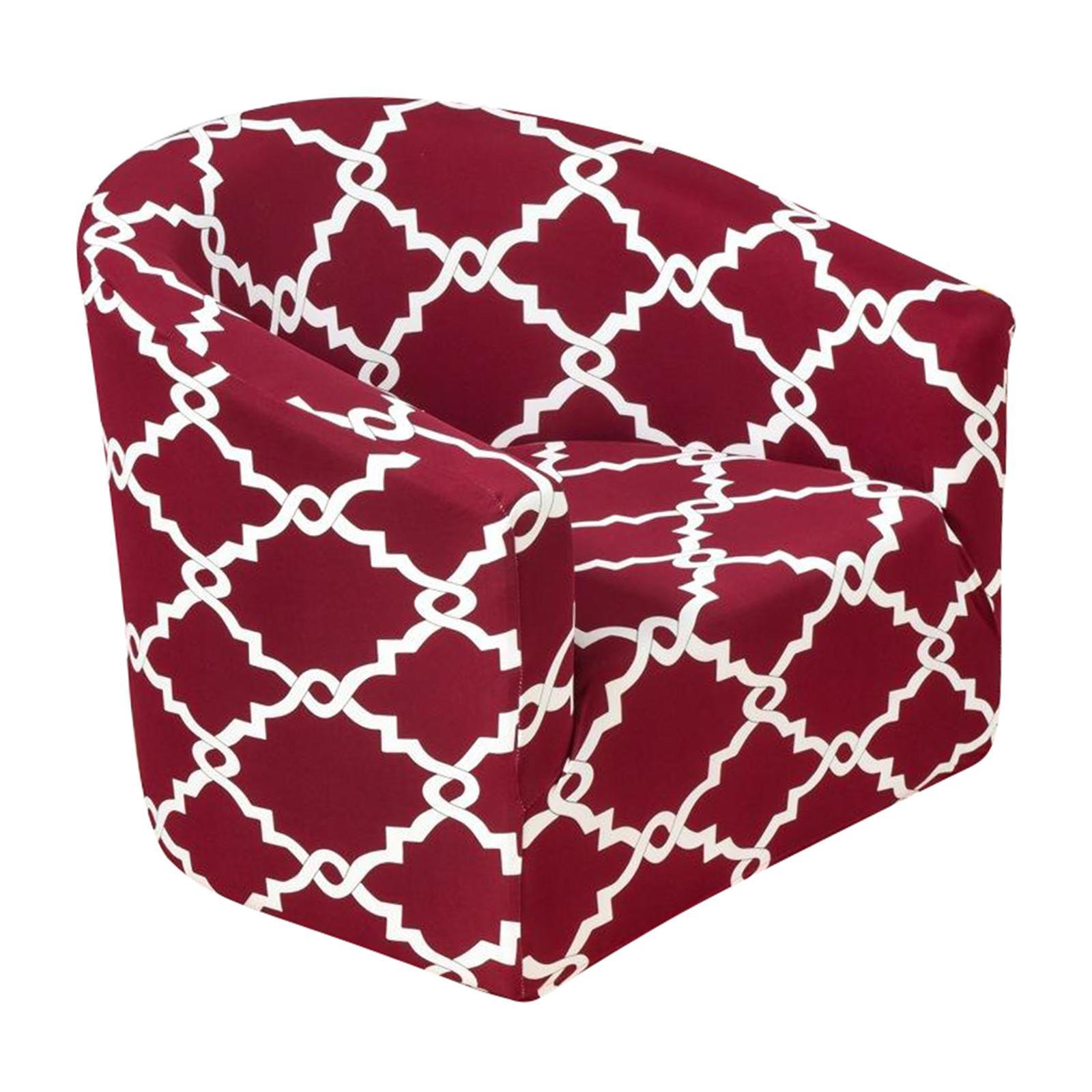 miniatura 6 - Fodera per poltrona singola per poltrona Fodera per sedia in colori assortiti