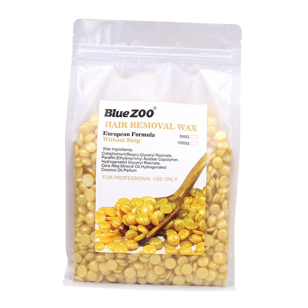 Hard Body Wax Beans Hair Removal Brazilian Pearl Depilatory Wax