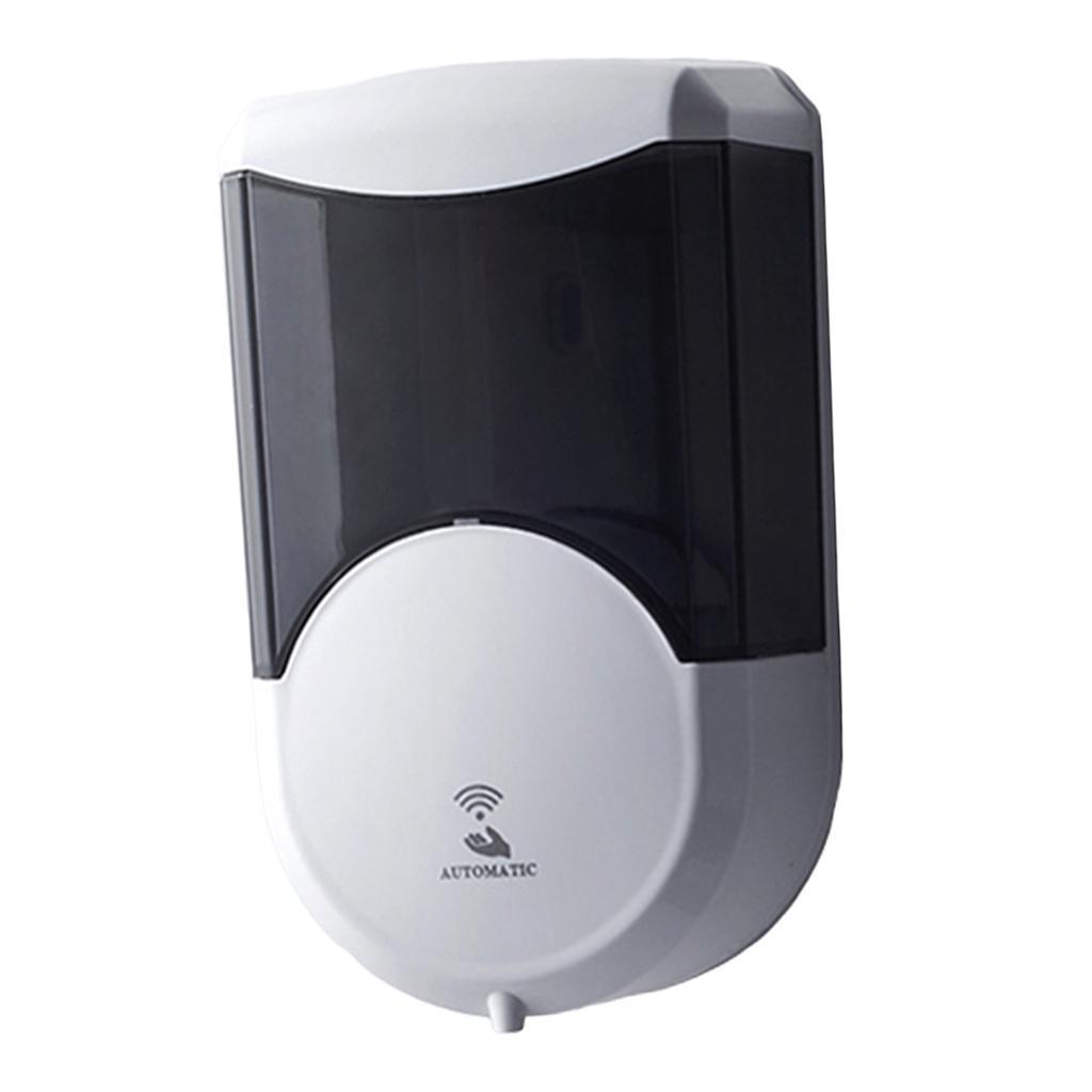 Dispenser-Automatico-Di-Sapone-Da-600-Ml-Di-Grande-Capacita-Del-Contenitore-Per miniatura 6