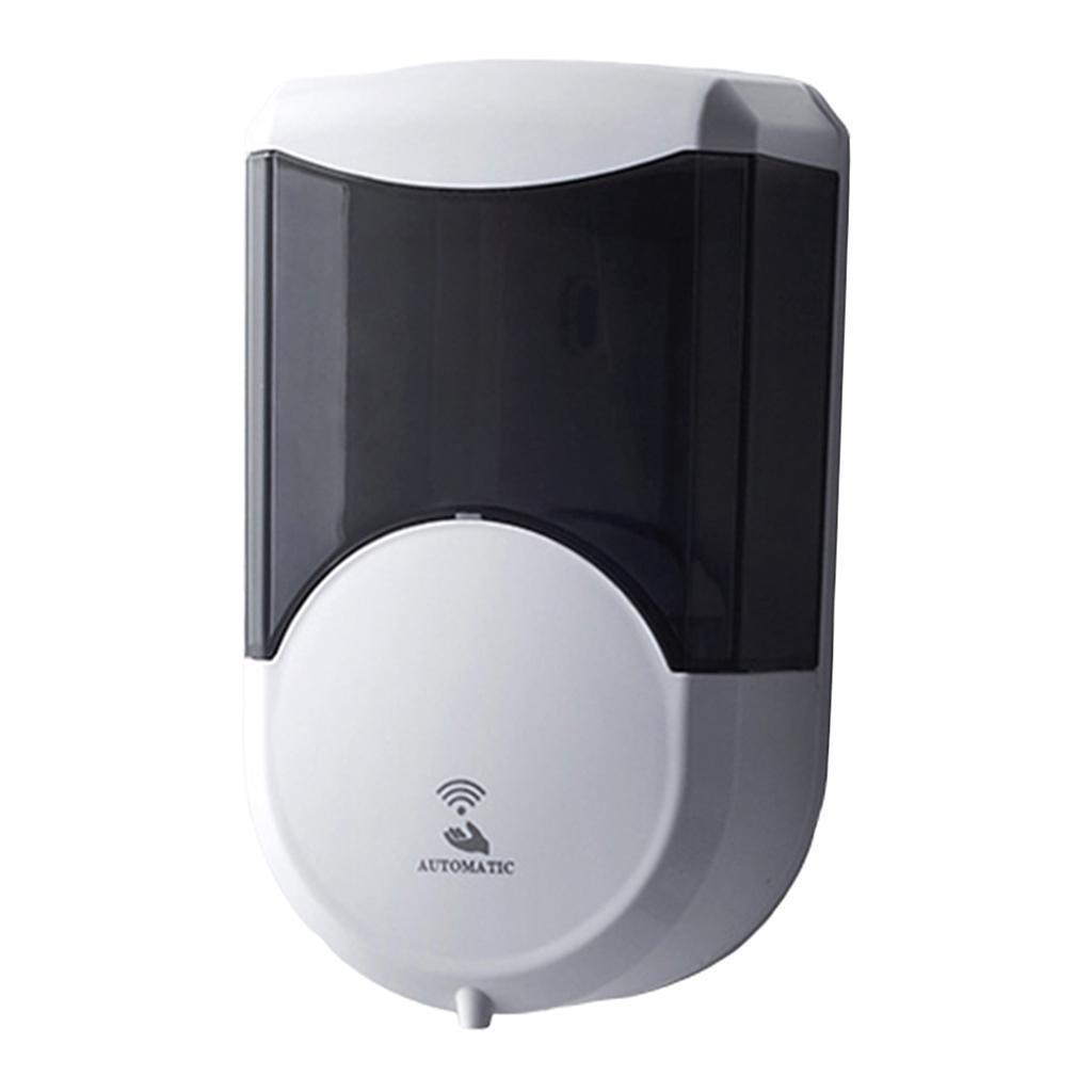 Dispenser-Automatico-Di-Sapone-Da-600-Ml-Di-Grande-Capacita-Del-Contenitore-Per miniatura 5