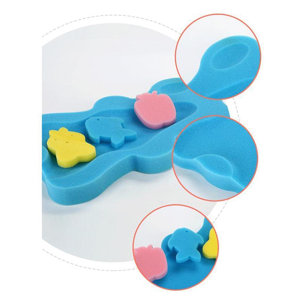 miniatura 10 - Simpatico materassino da bagno in spugna da bagno in spugna da bagno in schiuma