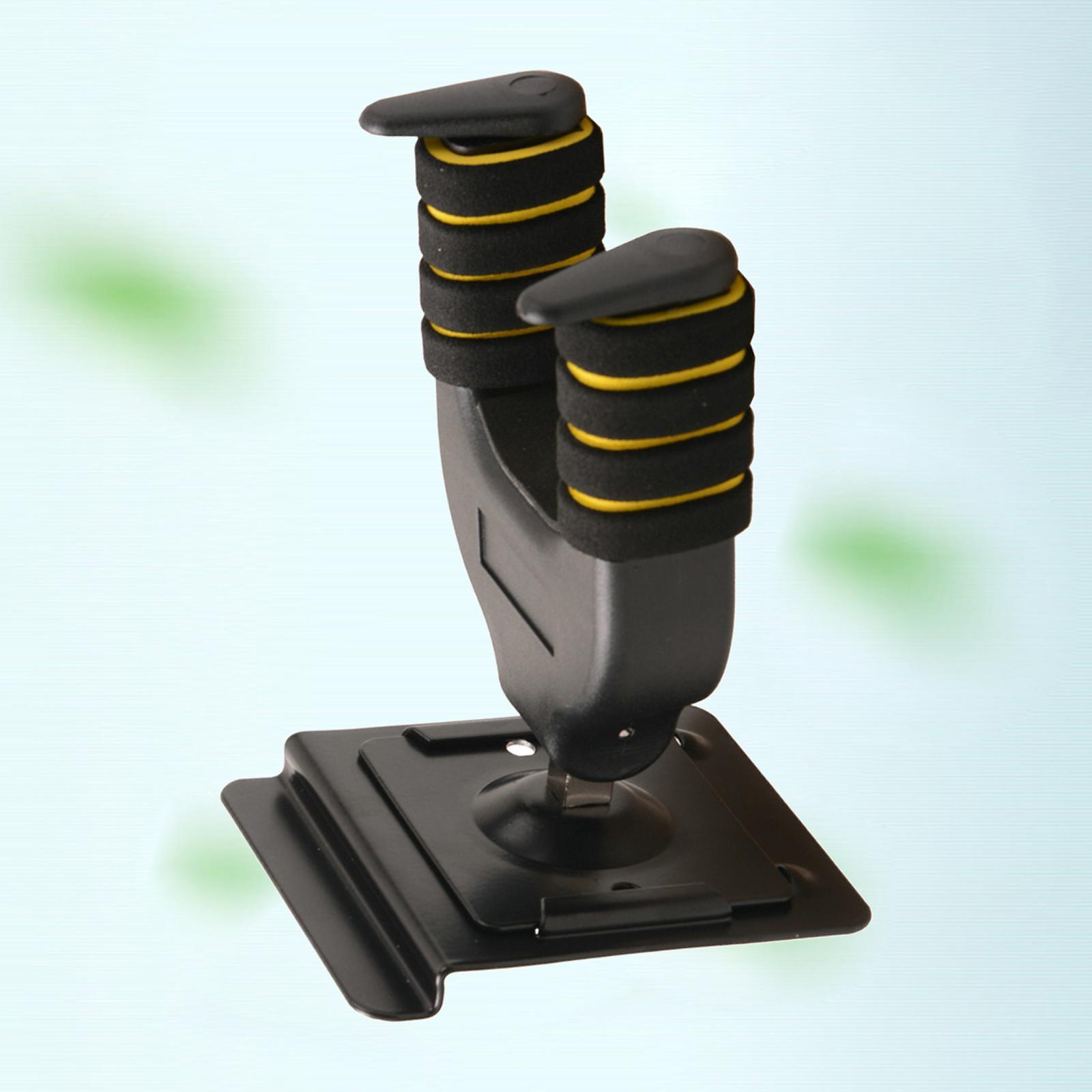 miniatura 2 - Montaggio a parete Chitarra Gancio Del gancio Del Supporto di Auto-Lock per