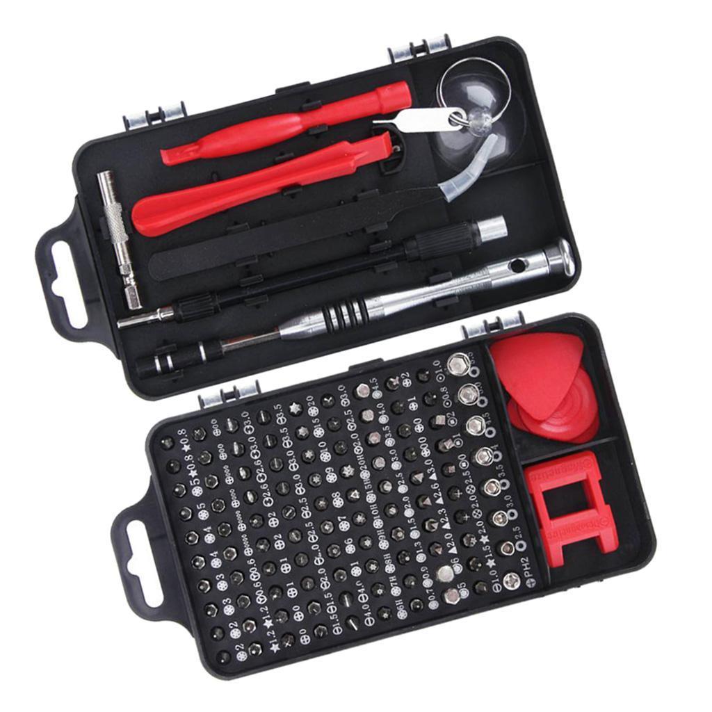 110-In-1-Cacciavite-Magnetico-Di-Precisione-Set-Kit-Di-Riparazione-Computer-Per miniatura 4
