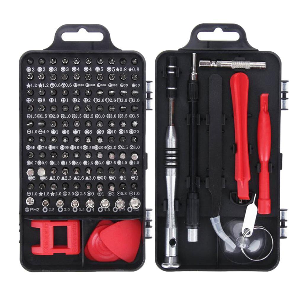 110-In-1-Cacciavite-Magnetico-Di-Precisione-Set-Kit-Di-Riparazione-Computer-Per miniatura 3