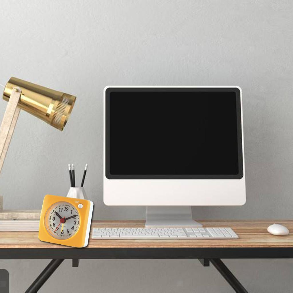 Big-Loud-Alarm-Clock-Alarm-Clock-Bedside-Wake-up-Clock-Kids-Study-Work-Clock-2-039-039 thumbnail 8