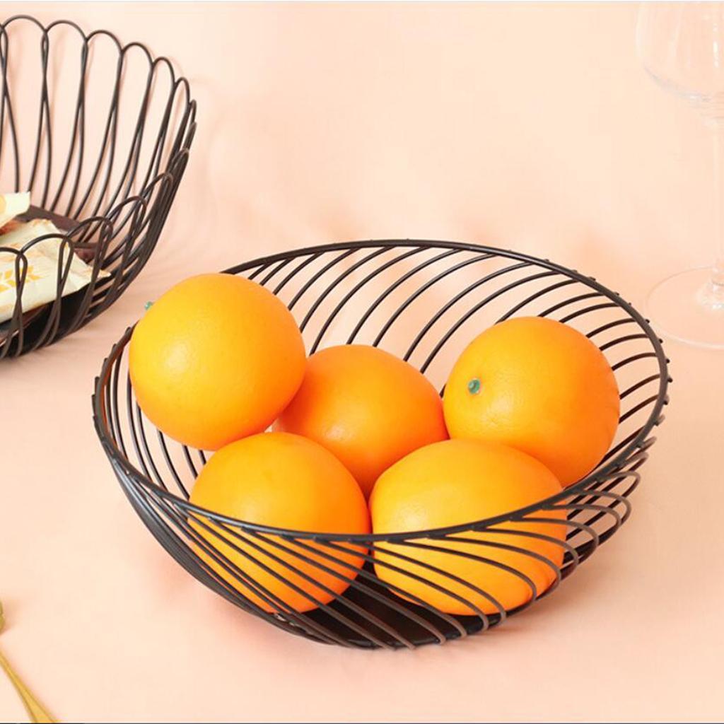 Hollow-Fruit-Plate-Cake-Snack-Dessert-Food-Tray-Dish-Platter-Spiral-Petal thumbnail 14