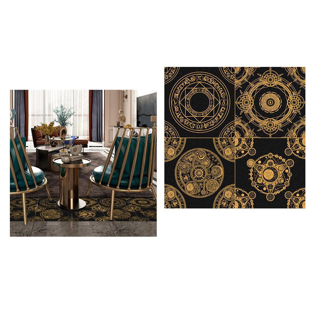 Vinyl-Wall-Tile-Stickers-Decals-Kitchen-Bathroom-Home-Decor-60x60cm thumbnail 24