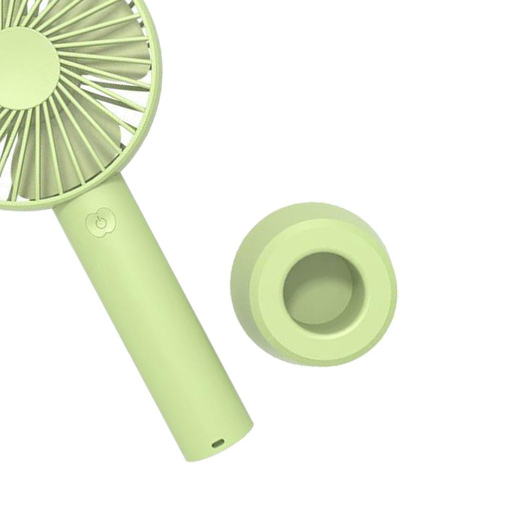 Mini-ventilateur-personnel-portatif-Rechargeable-a-piles-de-ventilateur-d-039-usb miniature 15