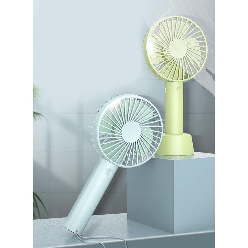 Mini-ventilateur-personnel-portatif-Rechargeable-a-piles-de-ventilateur-d-039-usb miniature 16
