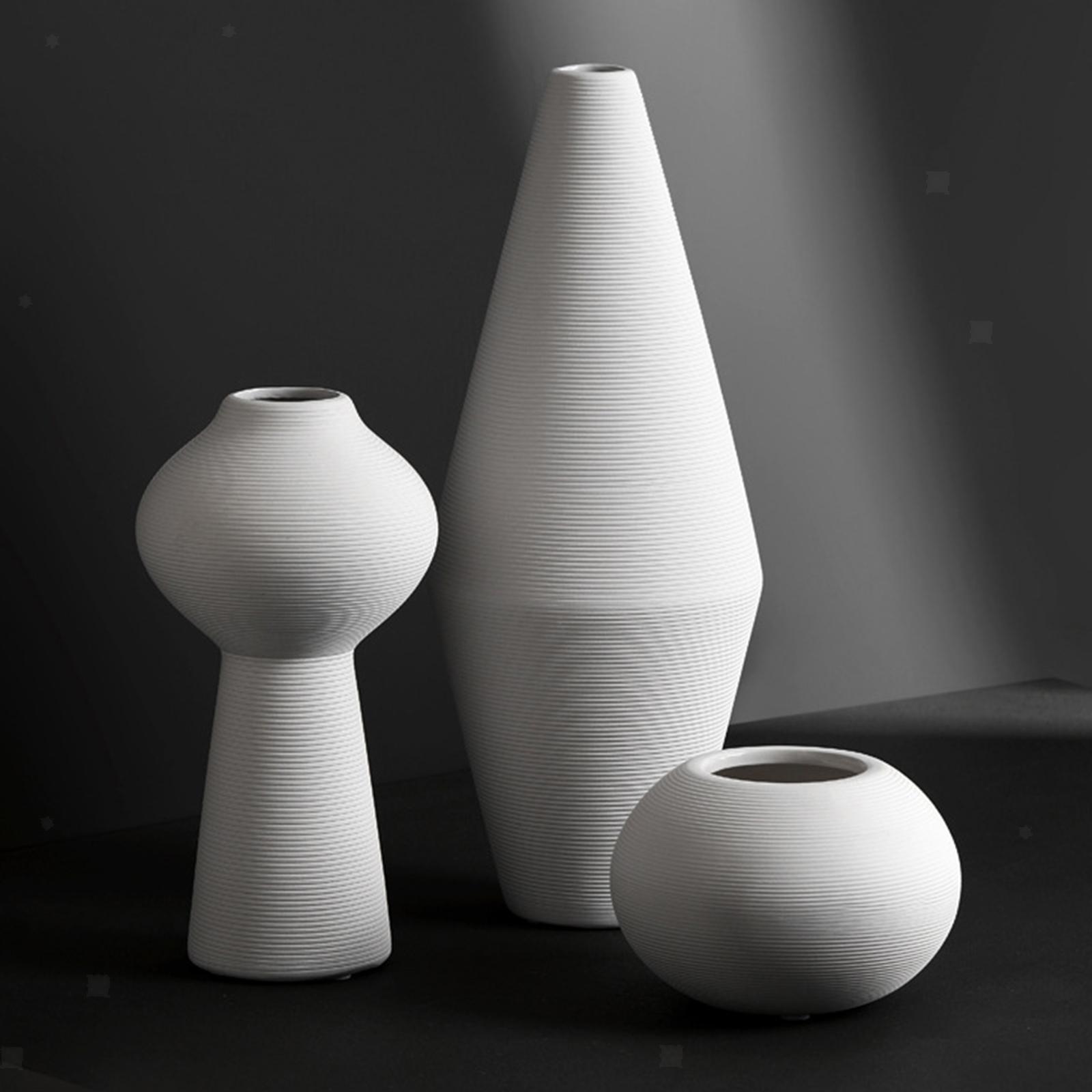 Indexbild 4 - Keramik Blumenvase Blumentöpfe Arrangements Schlafzimmer Yoga Studio Dekor