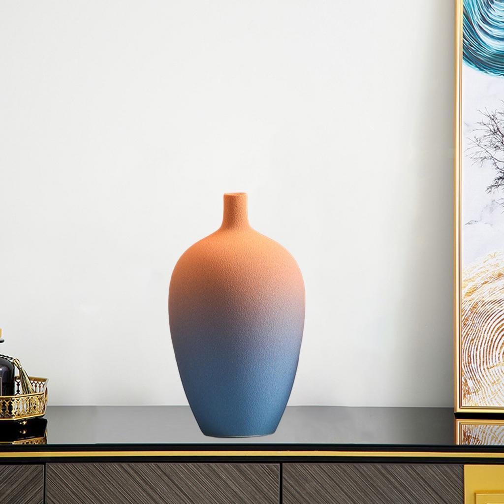 Indexbild 7 - Blumenvase Keramik Blumentöpfe Trockenblumenhalter Pflanze Pflanzer Art Decor