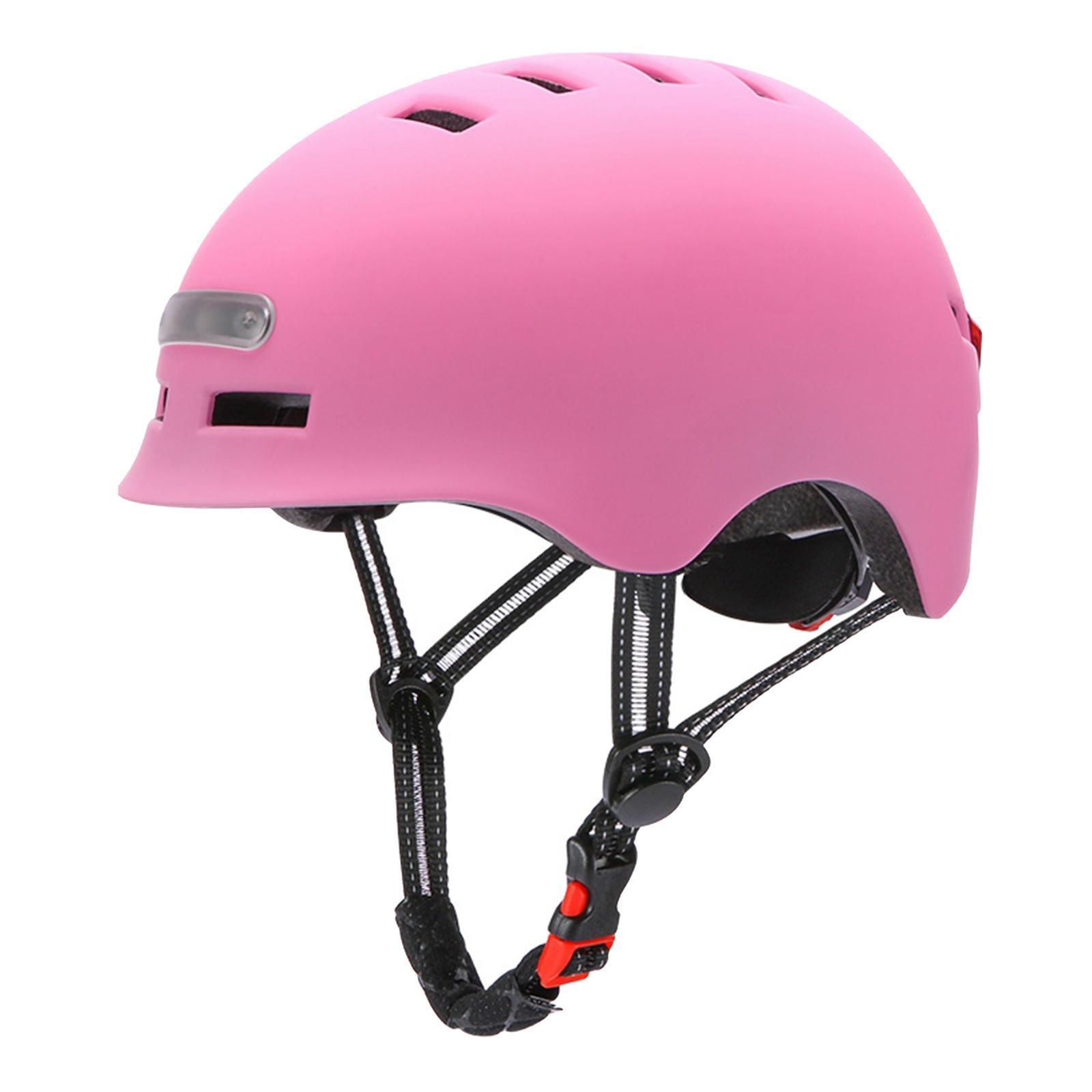 Casco-da-ciclismo-per-skateboard-Casco-da-bici-per-pendolari-con-scooter-da miniatura 21