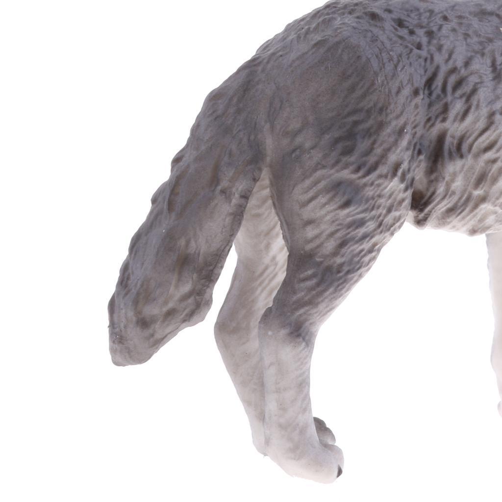 Realistico-Selvaggio-Farm-Natura-Animale-Albero-Modello-Azione-Figure-Kid miniatura 40