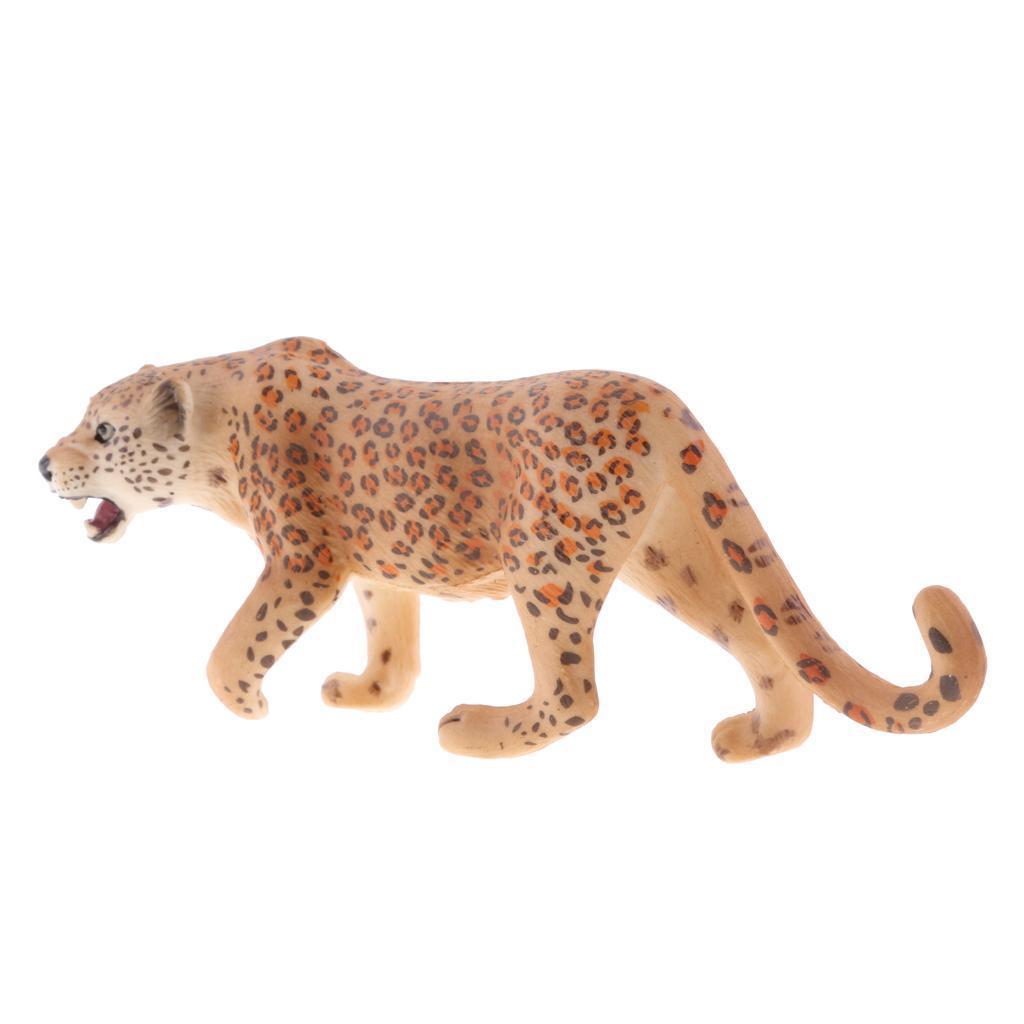 Realistico-Selvaggio-Farm-Natura-Animale-Albero-Modello-Azione-Figure-Kid miniatura 75