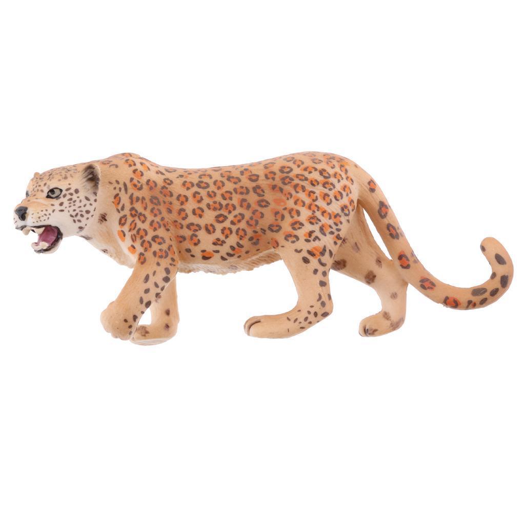 Realistico-Selvaggio-Farm-Natura-Animale-Albero-Modello-Azione-Figure-Kid miniatura 74
