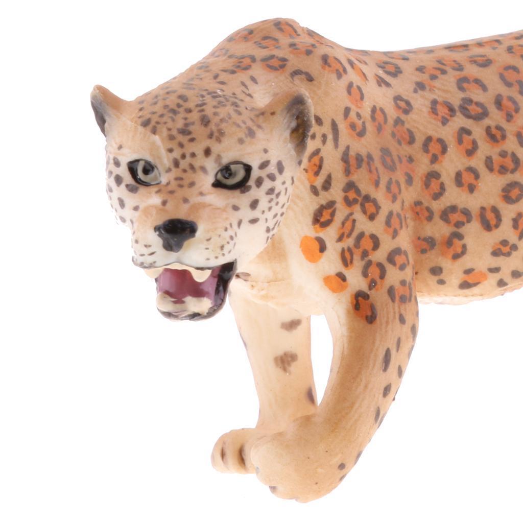 Realistico-Selvaggio-Farm-Natura-Animale-Albero-Modello-Azione-Figure-Kid miniatura 76