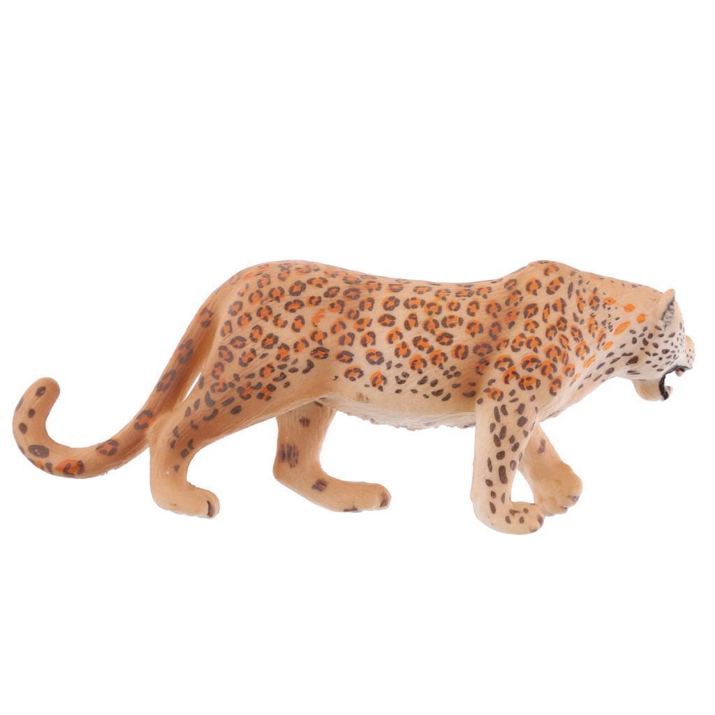Realistico-Selvaggio-Farm-Natura-Animale-Albero-Modello-Azione-Figure-Kid miniatura 77
