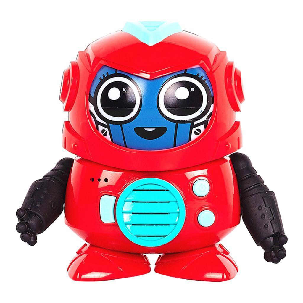 Mini-enregistrement-voix-changeur-robot-interactif-jouet-enfants-developpement miniature 4