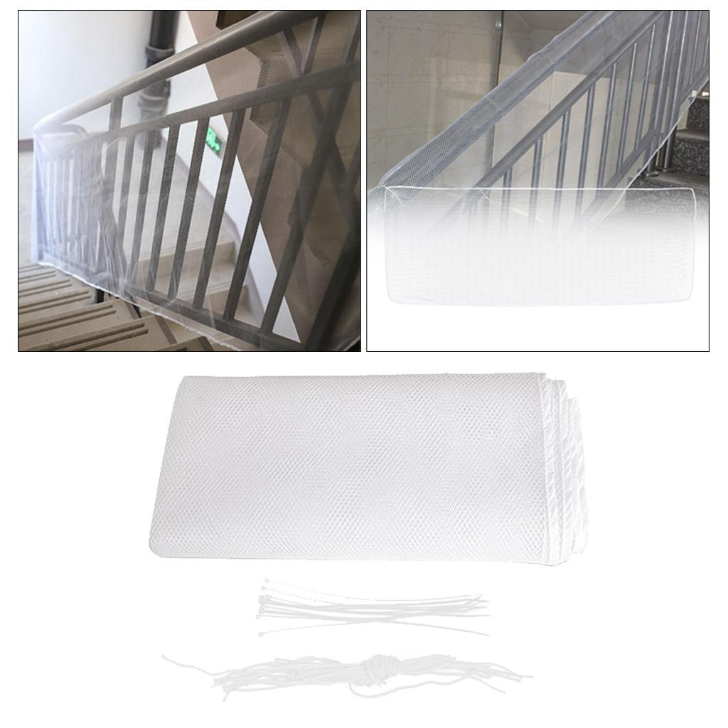 Child Safety Net - Safety Mesh Netting for Rail Balcony ...
