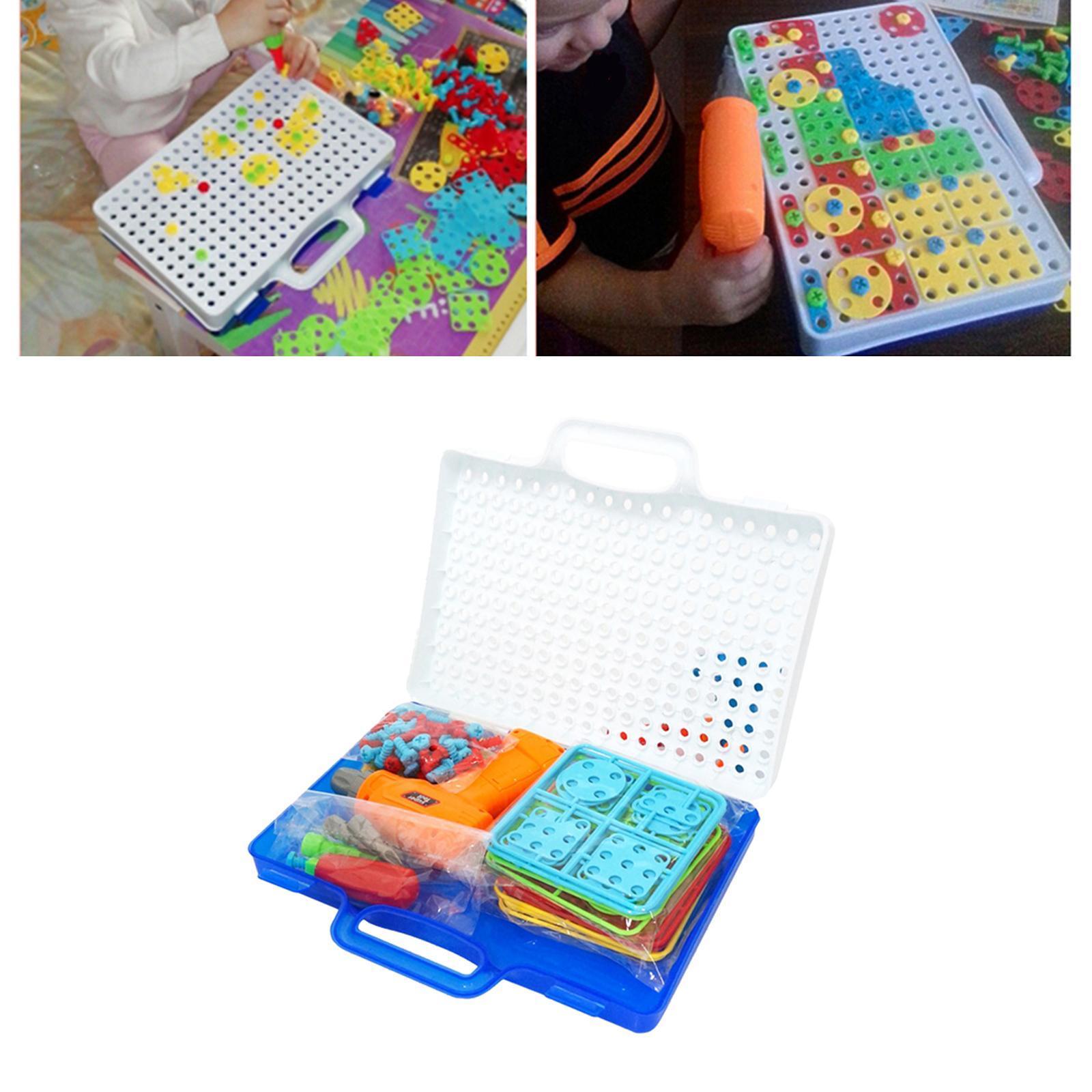 Creativo-Strumento-Educativo-Kit-FAI-DA-TE-Blocchi-di-Costruzione-Le-Capacita miniatura 10
