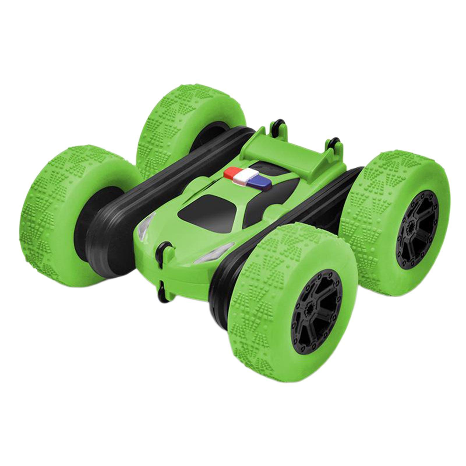miniatura 57 - Telecomando Auto Stunt Car Giocattolo Per Bambini 2.4GHz di Controllo Remoto