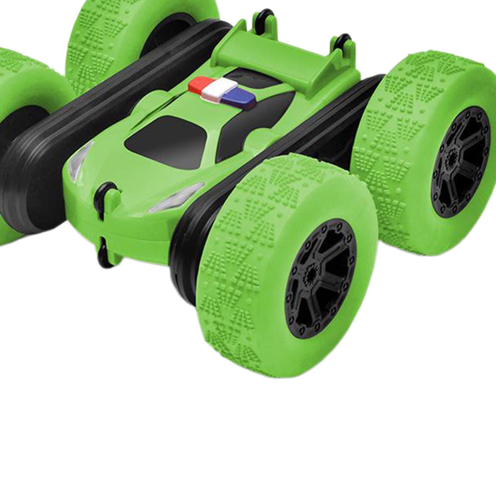 miniatura 58 - Telecomando Auto Stunt Car Giocattolo Per Bambini 2.4GHz di Controllo Remoto