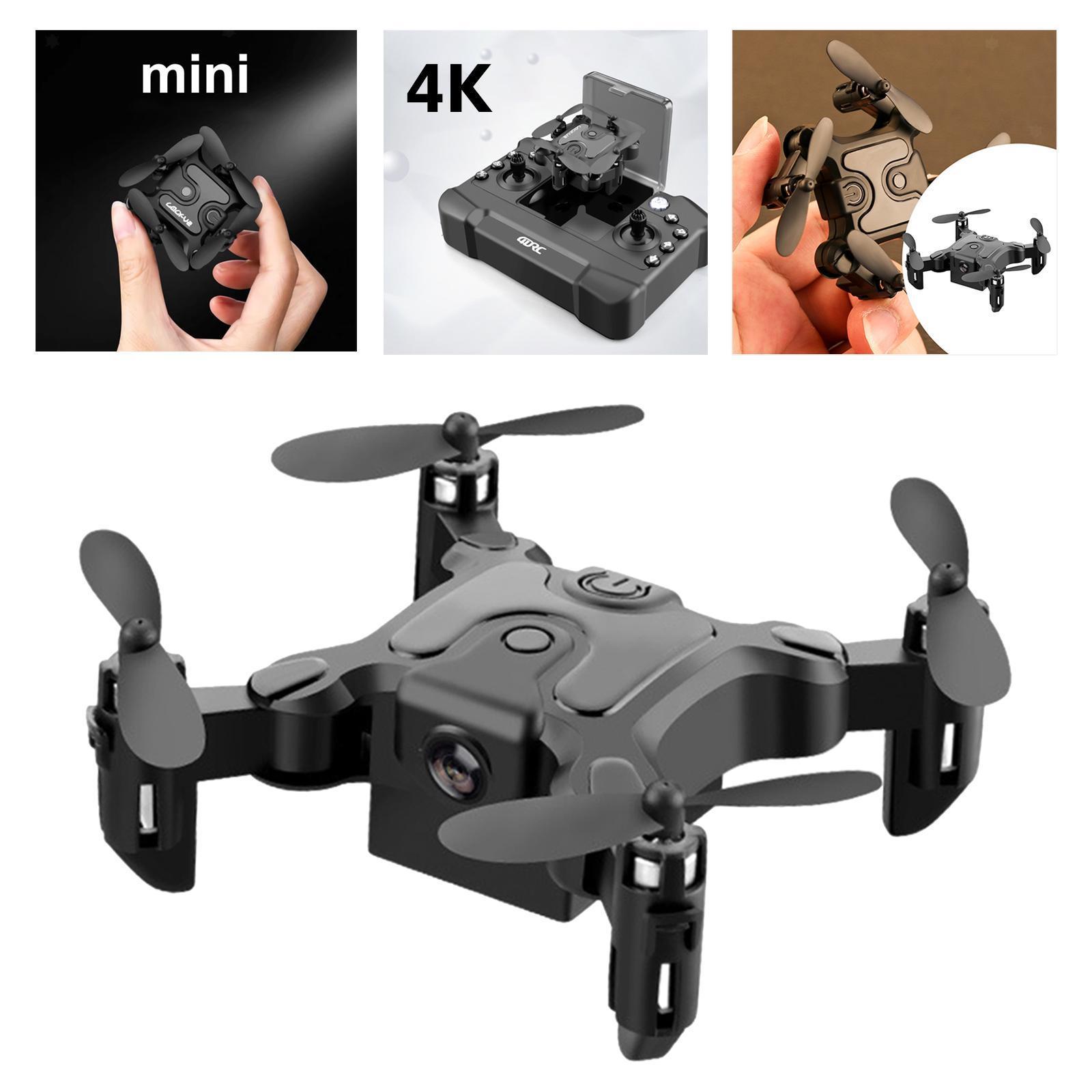Zusammenklappbares RC Drohnen Headless Modus Funksteuerungs Quadcopter Spielzeug