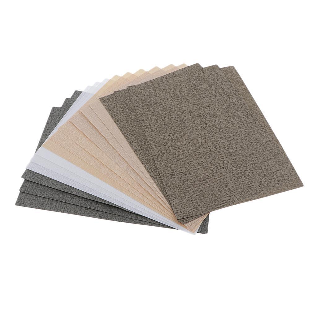 15-30pcs-Hintergrundpapier-Handgefertigt-fuer-Kartenherstellung-Schreiben Indexbild 22