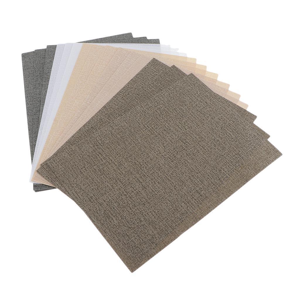 15-30pcs-Hintergrundpapier-Handgefertigt-fuer-Kartenherstellung-Schreiben Indexbild 21