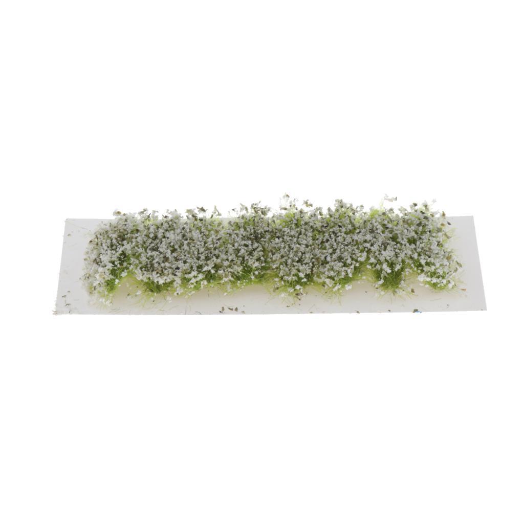 Ciuffi-di-Fiori-Statici-per-Diorama-Wargaming-Miniature miniatura 10