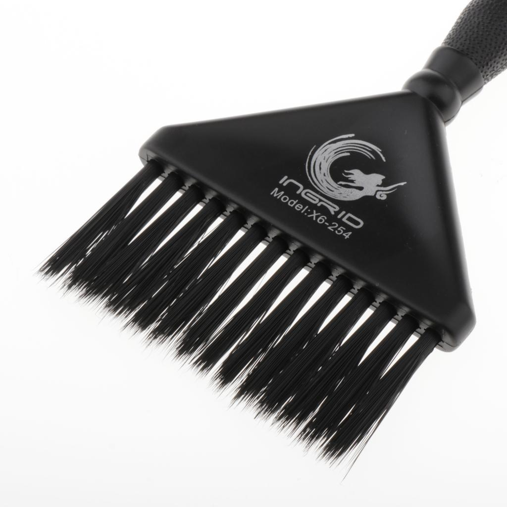 Salon-Nylon-Hair-Coloring-Brush-Tapered-Handle-Sectioning-Tinting-Dye-Brush thumbnail 15