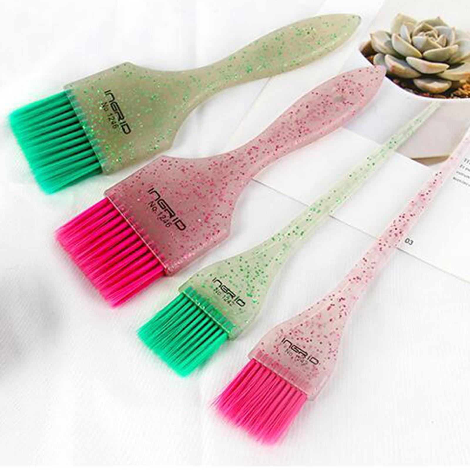 miniature 10 - Kit de teinture pour cheveux 3 pièces en plastique bol de coloration des