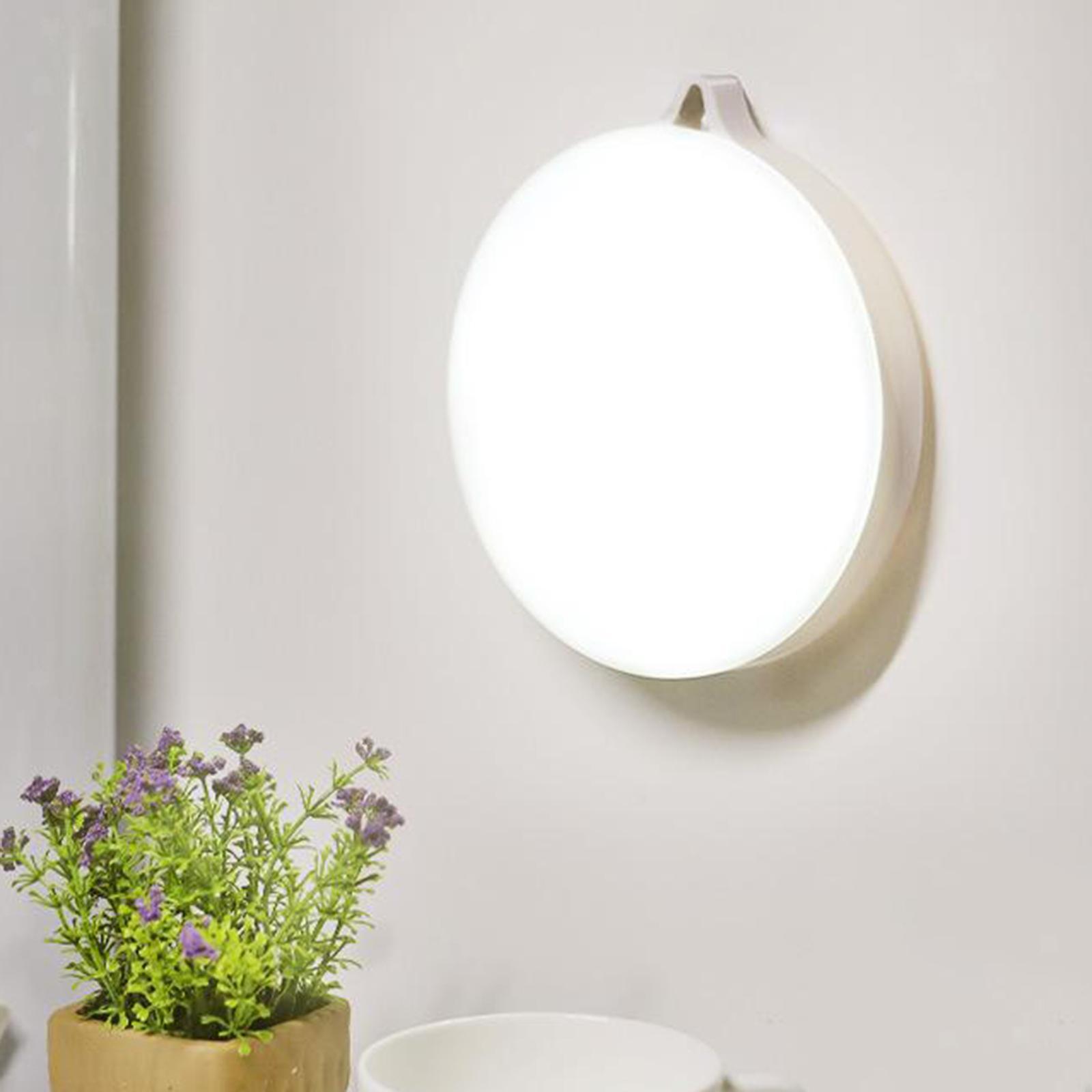 miniatura 23 - Luce notturna a LED per camera da letto ricaricabile USB per Hotel con sensore