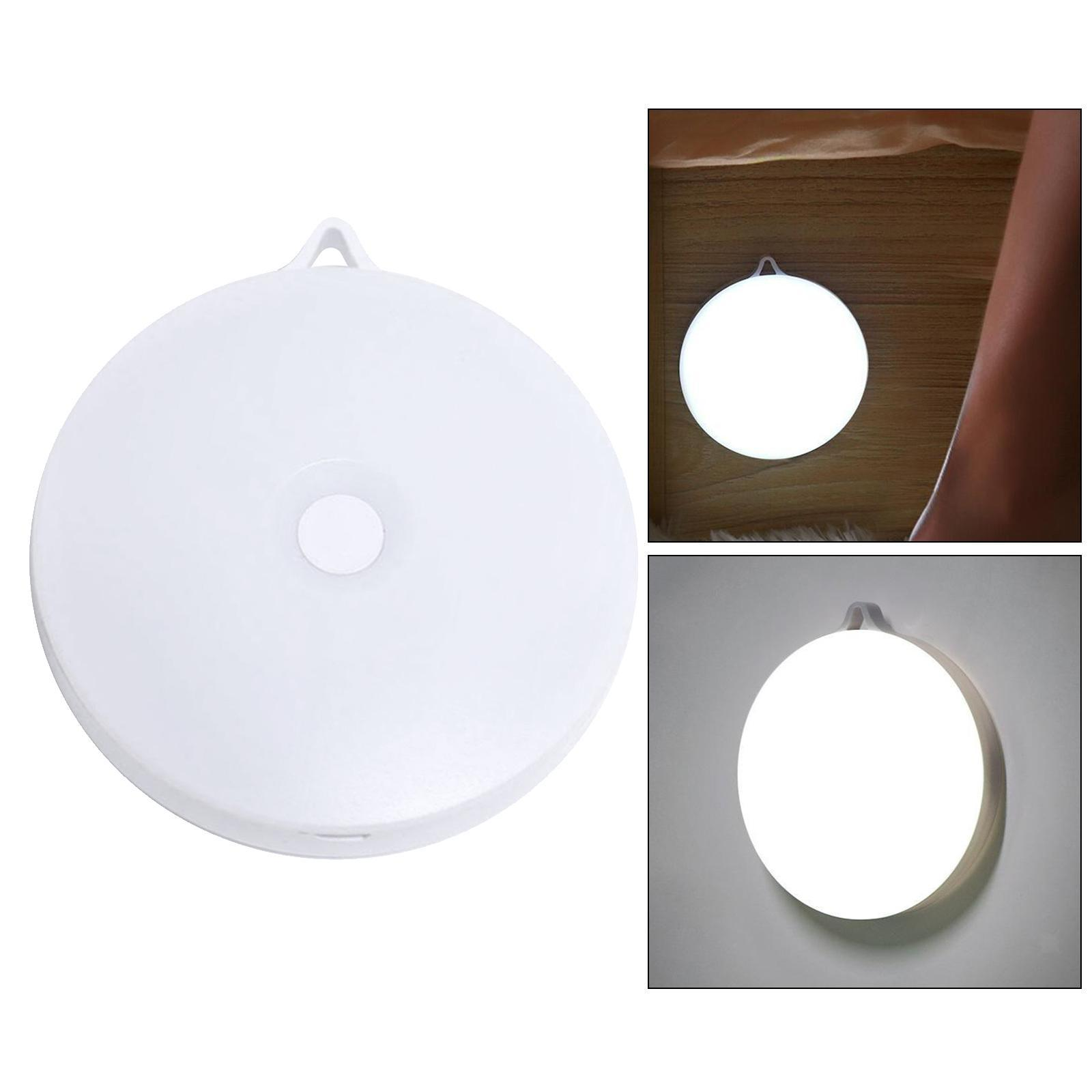 miniatura 25 - Luce notturna a LED per camera da letto ricaricabile USB per Hotel con sensore