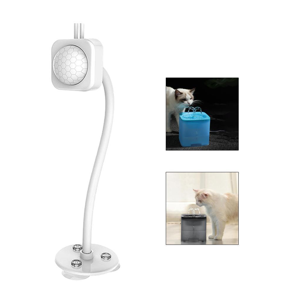 miniature 64 - 2L Chat Électrique Automatique Fontaine D'eau Potable Distributeur Bol USB