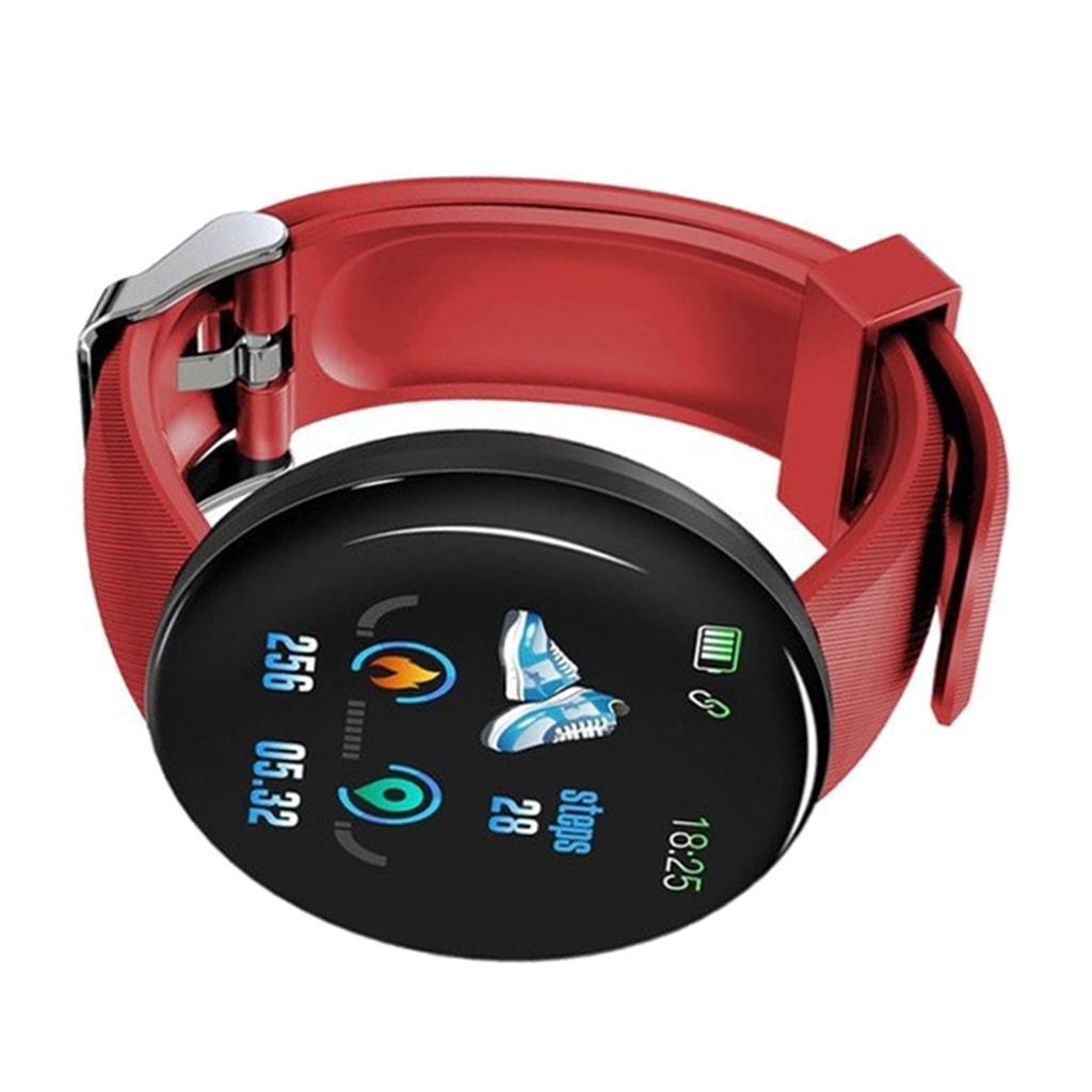 D18 orologio Bluetooth Pressione Sanguigna Frequenza..