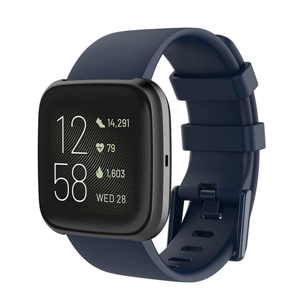 Watch-Strap-Wrist-Band-Rubber-Band-for-Vers-for-Vers-Lite-for-versa-2 thumbnail 24