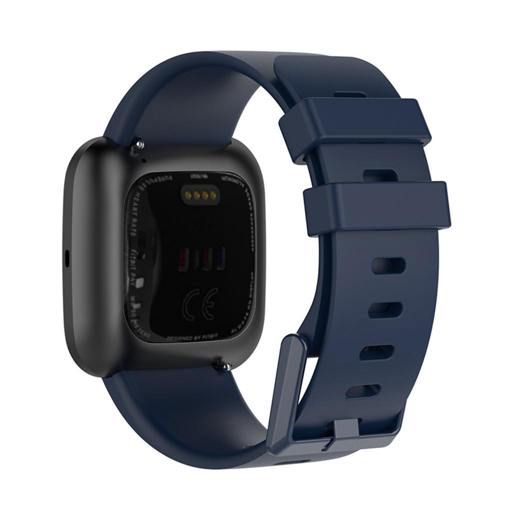 Watch-Strap-Wrist-Band-Rubber-Band-for-Vers-for-Vers-Lite-for-versa-2 thumbnail 25