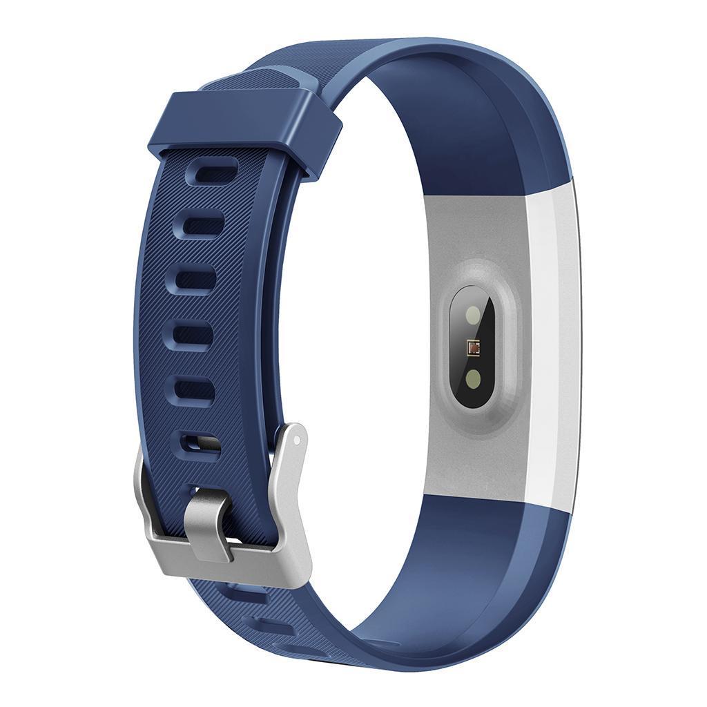 Bluetooth-Smart-Watch-Blood-Pressure-Fitness-Tracker-Waterproof-Wristband miniature 4