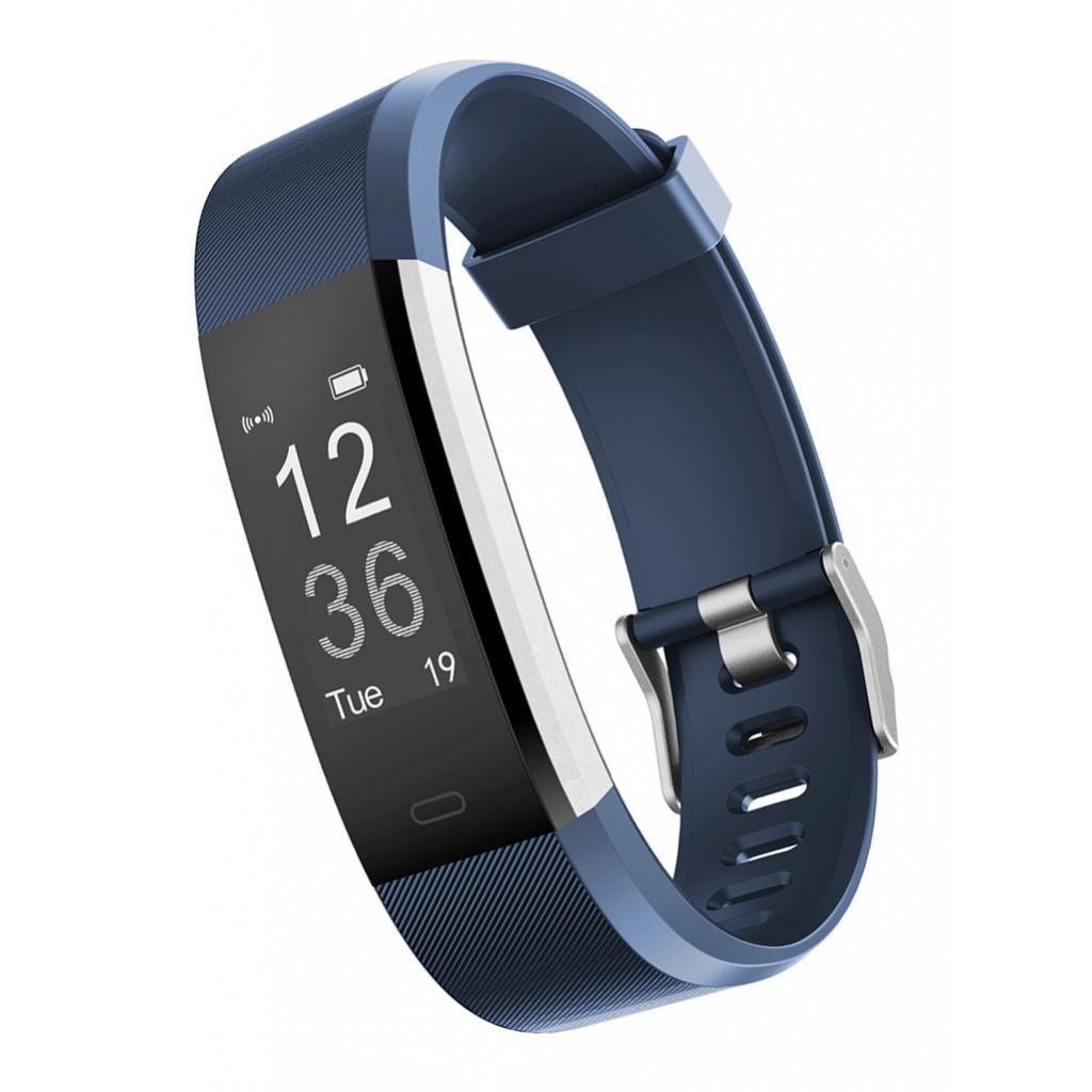 Bluetooth-Smart-Watch-Blood-Pressure-Fitness-Tracker-Waterproof-Wristband miniature 3