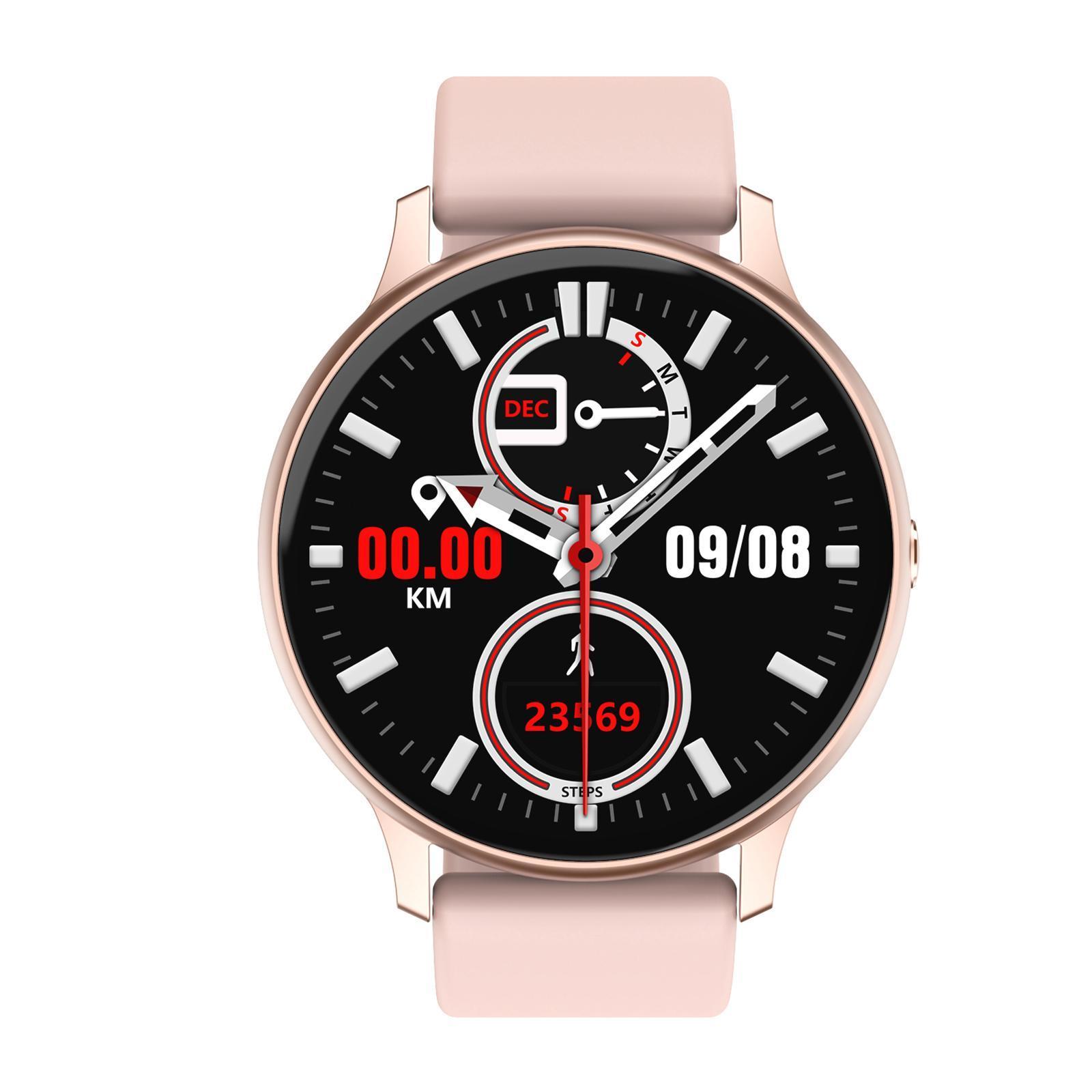 Indexbild 26 - Neue DT88 PRO Smart Uhr Herzfrequenz EKG Monitor Smartwatch für IOS Android