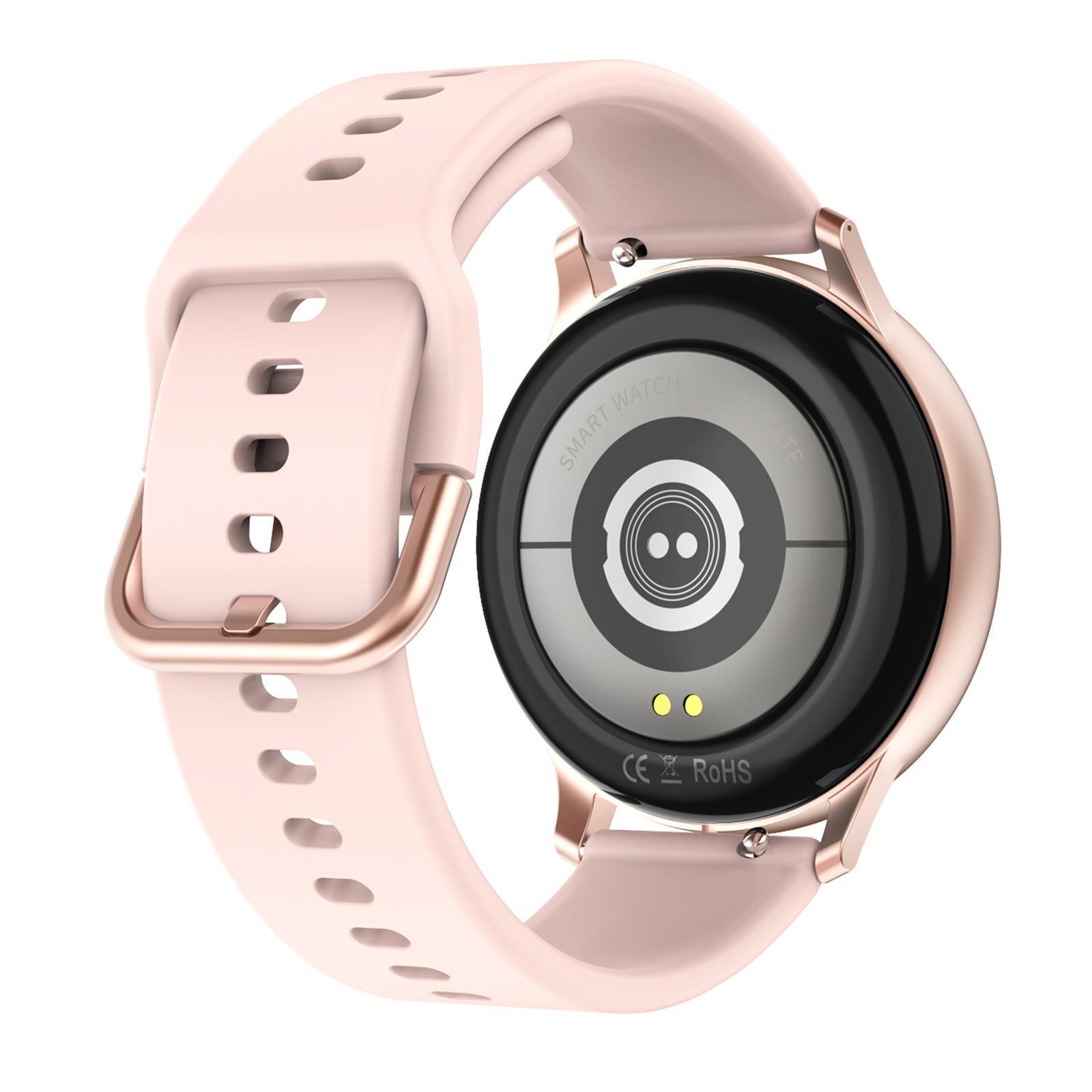 Indexbild 30 - Neue DT88 PRO Smart Uhr Herzfrequenz EKG Monitor Smartwatch für IOS Android