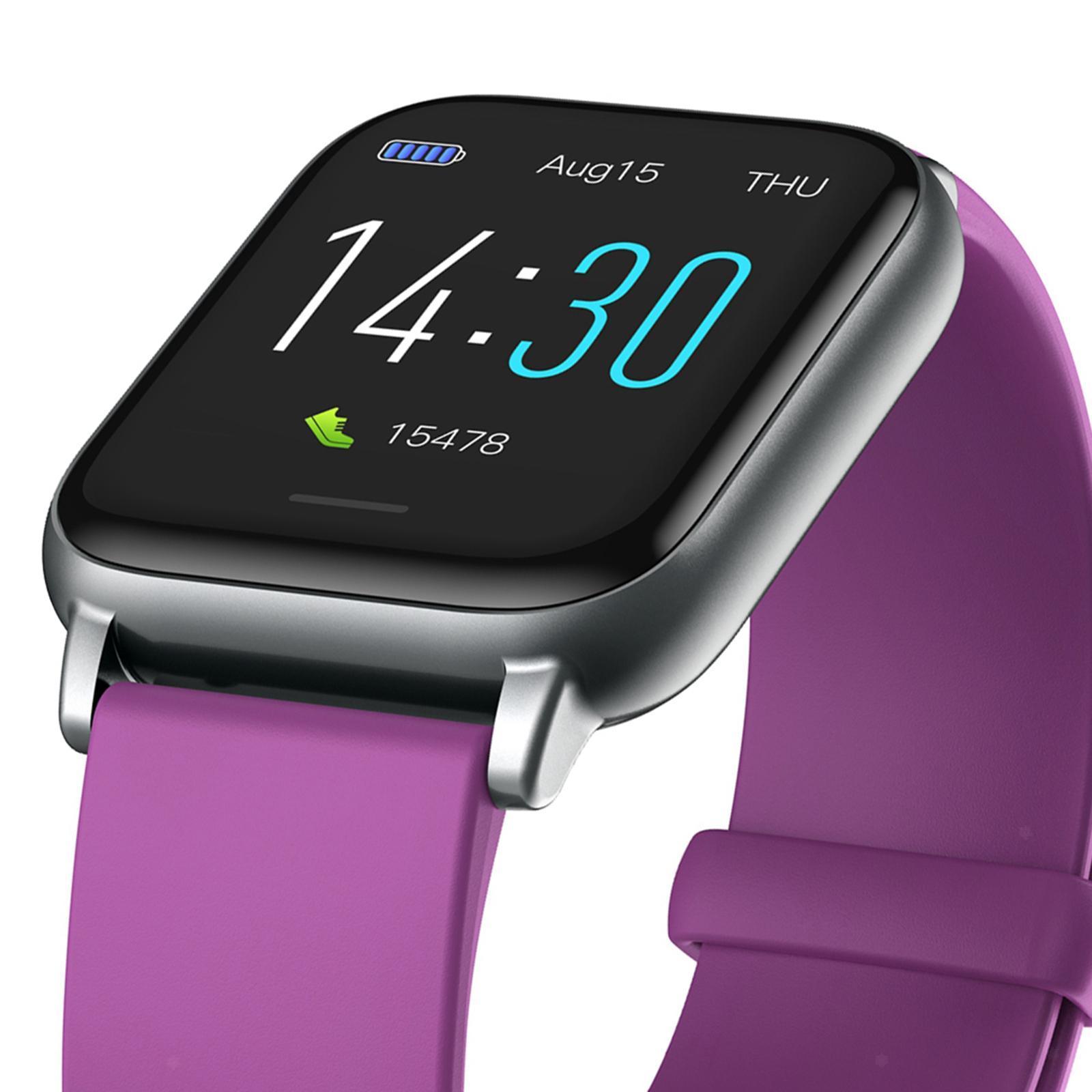 miniature 33 - 2021 NOUVEAU Bluetooth Fitness Tracker Smartwatch Sommeil Moniteur Étanche