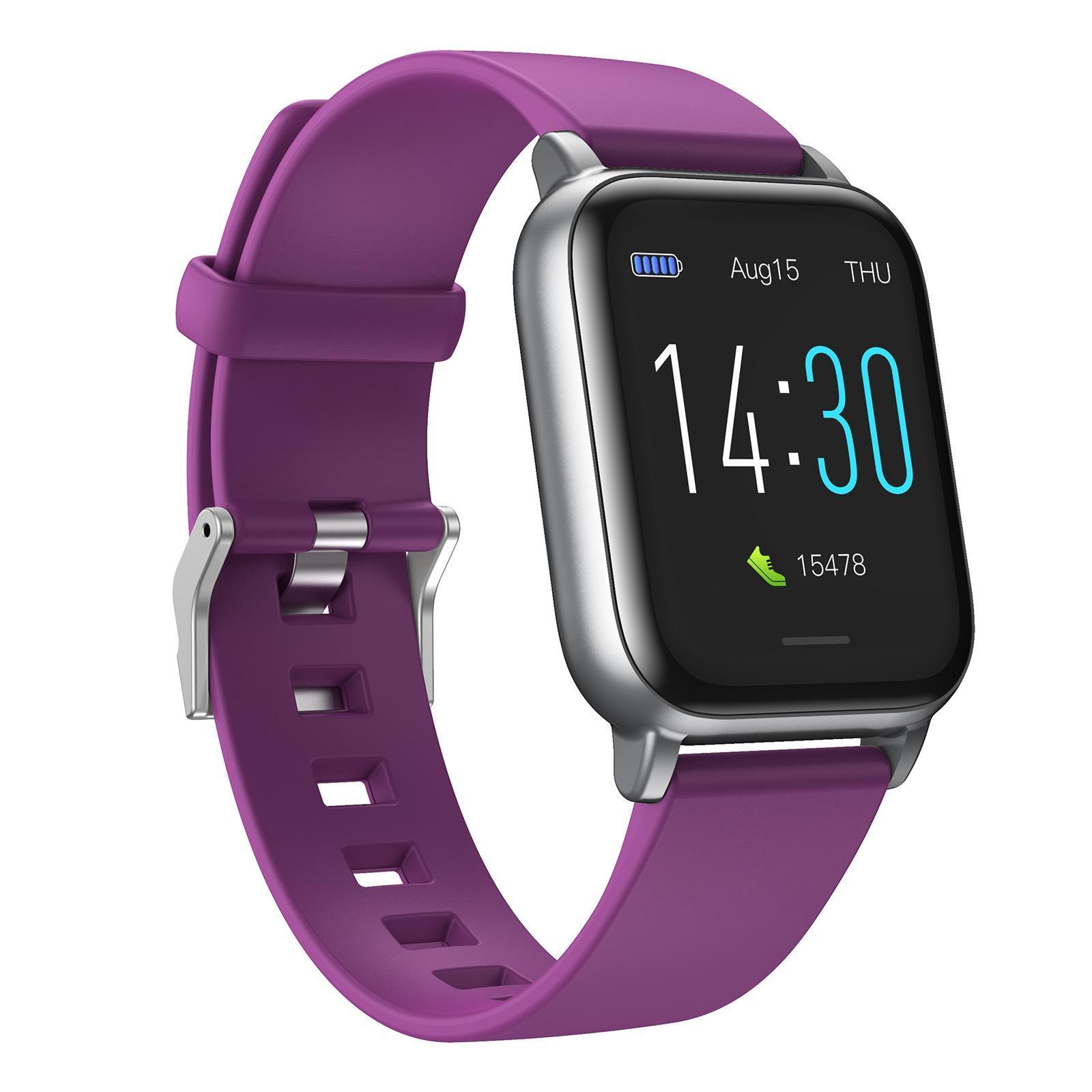 miniature 36 - 2021 NOUVEAU Bluetooth Fitness Tracker Smartwatch Sommeil Moniteur Étanche