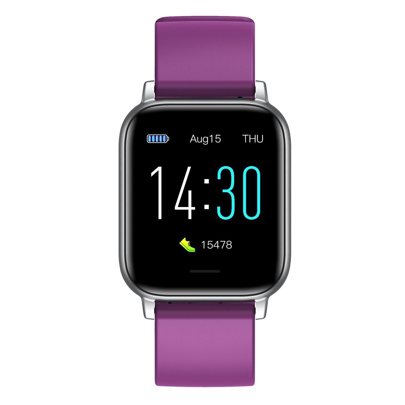 miniature 34 - 2021 NOUVEAU Bluetooth Fitness Tracker Smartwatch Sommeil Moniteur Étanche