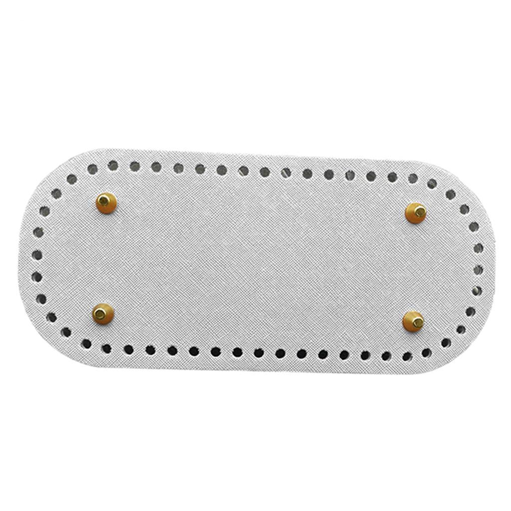 2x 2 Lot de sacs de bricolage Nail Fond de tapis Pad Insérer un sac de