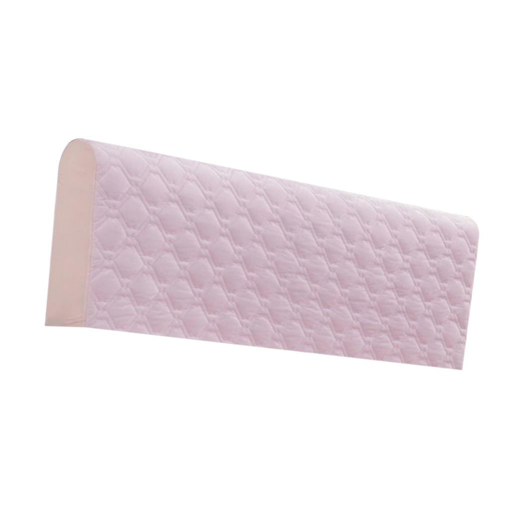 miniatura 15 - Copri-Testata-Letto-Protezione-da-Mobili-Fodera-Elastica-Antipolvere