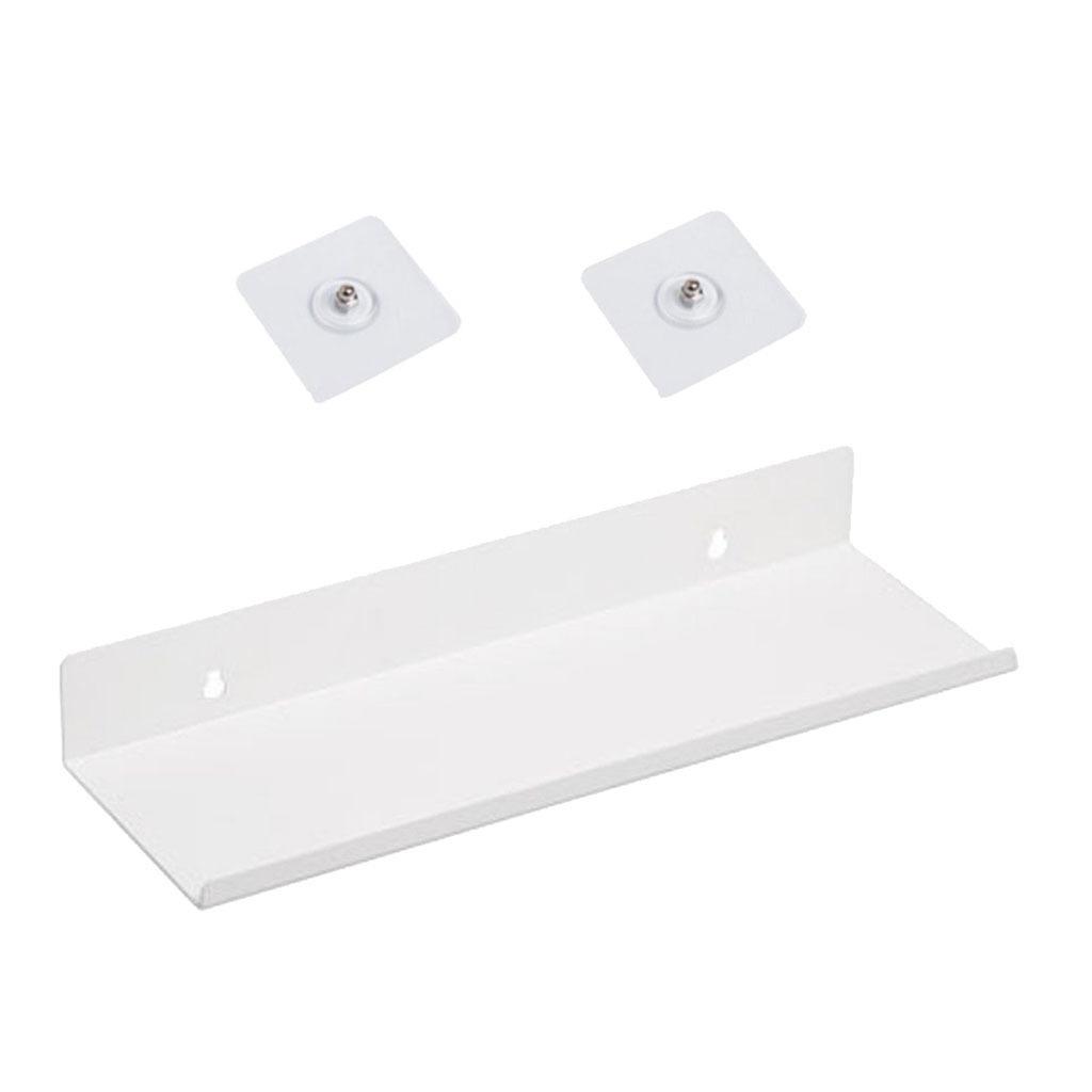 miniatura 50 - Durevole In Acciaio Al Carbonio Mensola Mobile Rack per la Casa